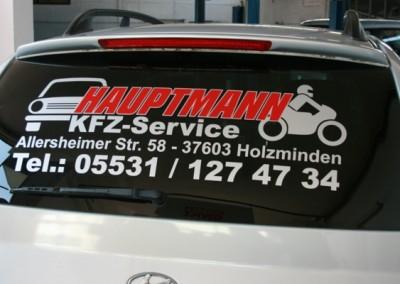 Hauptmann KFZ-Service