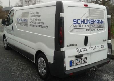 Schünemann Renault Trafic