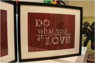 Do what you love …